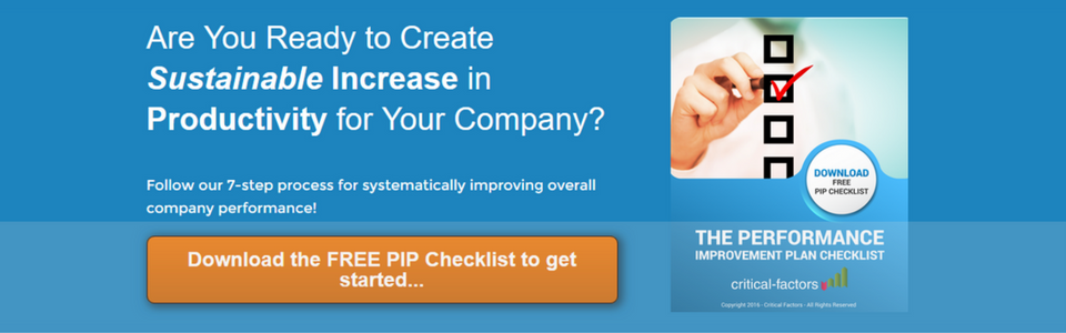 THE PIP Checklist Offer